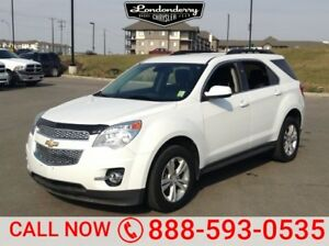 2015 Chevrolet Equinox AWD 2LT Bluetooth,  A/C,