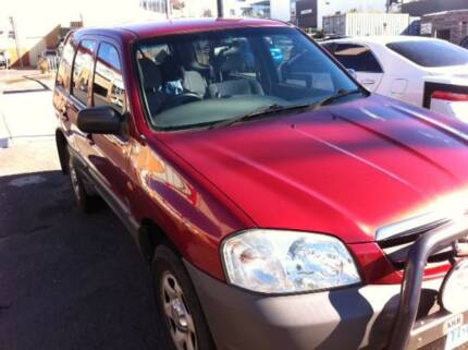 2002 Mazda Tribute SUV with low Kms