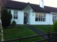 Available now spacious three bed bungalow in great, quiet residential area, Annsfield, Killyleagh
