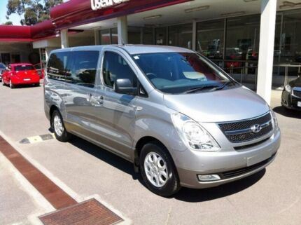 2014 Hyundai iMAX TQ-W MY15 Grey 5 Speed Automatic Wagon