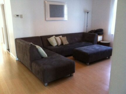 Large Contemporary Chaise Lounge Rosewater Port Adelaide Area Preview