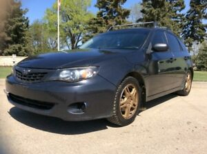 2008 Subaru Impreza, 5/SPD, LOADED, BRAND NEW CLUTCH!