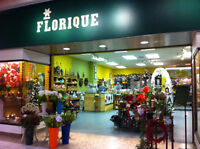 Experienced Florist Wanted