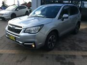 2016 Subaru Forester MY16 2.0D-L Silver Continuous Variable Wagon Taree Greater Taree Area Preview