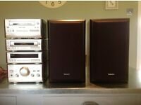 Technics HD70 Compact Hi-Fi System