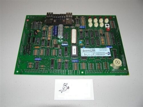 (AP) AUTOMATIC PRODUCTS SNACK MACHINE 6600 / 7600 CONTROL BOARD / Will Buy Core!
