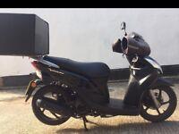 HONDA VISION 50cc 2012