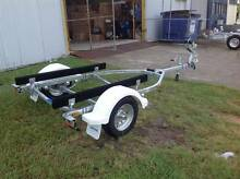 Boat Trailer suit PWC jetski or tinny up to 4m FREEDOM MARINE Tuggerah Wyong Area Preview