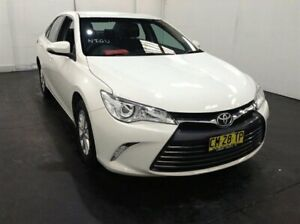 2017 Toyota Camry ASV50R Altise White 6 Speed Sports Automatic Sedan Cardiff Lake Macquarie Area Preview