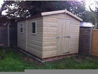 shed - brand new 7x4 £498 - other styles & sizes available
