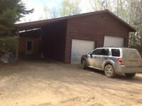 Cabin for Sale @ Struthers Lake