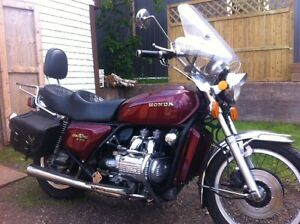1976 Honda Gold Wing GL1000