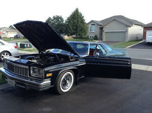 1976 BUICK LESABRE CUSTOM COUPE--in NEW CONDITION-open to OFFERS