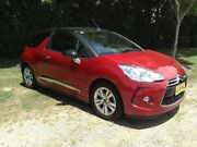 2013 Citroen DS3 MY13 Dstyle Red 4 Speed Sports Automatic Cabriolet Nambour Maroochydore Area Preview