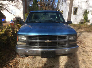SAFETIED 1997 Chevrolet Silverado