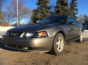 2002 Ford Mustang, LX-PKG, AUTO, POWER TOP, LOADED, $3,700