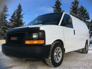 2012 Gmc Savana 1500, AUTO, AWD, LOADED, CLEAN, $14,500