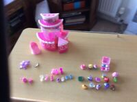 REDUCED - SHOPKINS - SELECTION OF ASSORTED