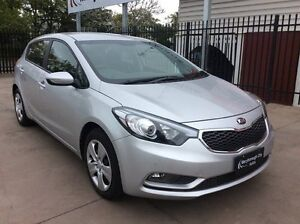2015 Kia Cerato S Silver 4 Speed Automatic Hatchback Pialba Fraser Coast Preview