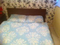 LARGE AIRY COMFORTABLE DOUBLE BED ROOM