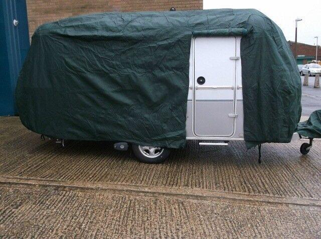 Ariba 420 Caravan cover