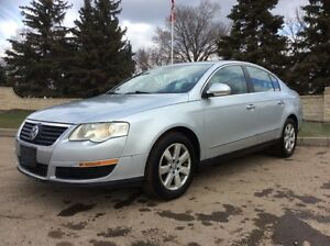 2006 Volkswagen Passat, LUXURY, AUTO, LEATHER, ROOF, $4,500