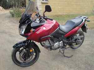 '06 VStrom 650 Moonah Glenorchy Area Preview