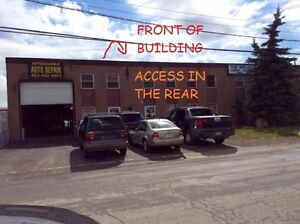 INDUSTRIAL WAREHOUSE FOR LEASE-REAR116 MONUMENT PLACE SE CALGARY