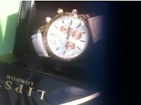 lipsy of london ladies watch