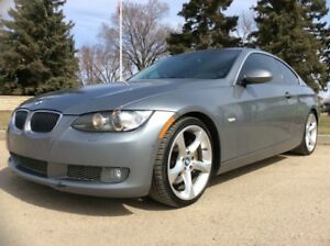 2007 BMW 335i, PREMIUM-PKG, AUTO, LEATHER, ROOF, CLEAN!!