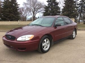 2005 Ford Taurus, SE-Pkg, AUTO, FULLY LOADED, $3,500