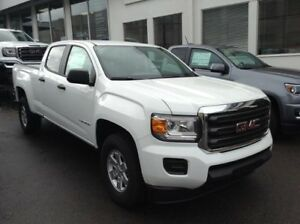 2017 GMC Canyon 2WD