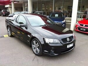 2011 Holden Ute VE II SV6 Black 6 Speed Sports Automatic Utility Berwick Casey Area Preview
