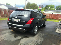 2006 Nissan Murano Se  AWD SUV. INSPECTED UNTIL MAY 2016