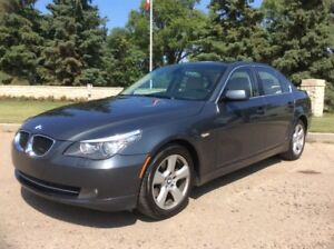 2008 BMW 535xi, AUTO, AWD, LOADED, LEATHER, ROOF, $11,500