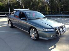 2005 Holden Crewman VZ S Grey 6 Speed Manual Dual Cab Morayfield Caboolture Area Preview