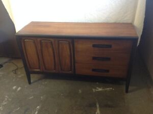 Retro Walnut Sideboard