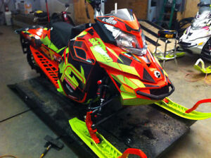 Wanted 2015 or 2016 ski-doo Freeride 146 with Low Miles