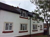 GREENSIDE, GREASBROUGH ONE BED UPPER FLOOR FLAT OVER 55's