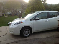 2011 Nissan Leaf Hatchback