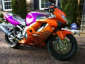 For sale custom 2000 Honda CBR600 $2,500 OBO