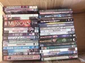 + 80 movies