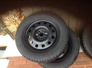 Winter tires For Toyota Venza