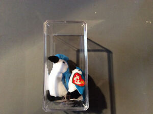 Ty-Beanie Baby Rocket Bird BlueJay