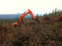 Experienced Forestry Excavator operator required