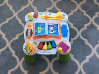Leap Frog Learn + Groove Musical Activity Table
