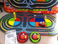 MY FIRST DRIVING SCHOOL BY SCX KIDS CHILDREN BOYS CARS PLAY GAME