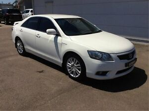 2010 Toyota Aurion GSV40R MY10 Touring White 6 Speed Sports Automatic Sedan Cardiff Lake Macquarie Area Preview