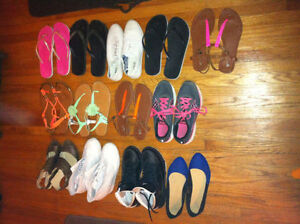 Various Women's Shoes for Sale!