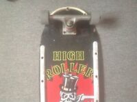 87' Old School skateboard